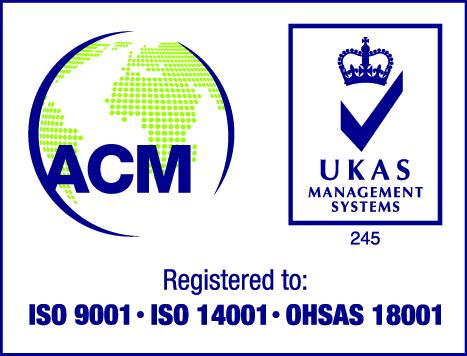 ACM registered logo