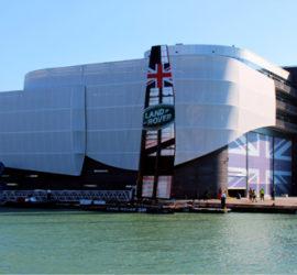 The Ben Ainslie HQ building
