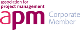 APM corporate member badge logo