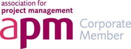 APM corporate member badge logo