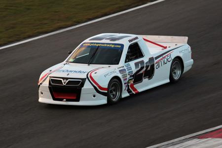 Brands Hatch racing car