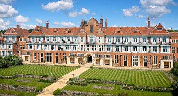 King Edwards VIII Estate, Midhurst - exterior