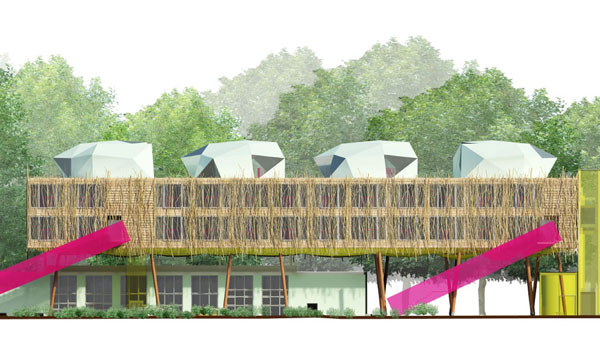 Sturton Street, Cambridge, refurbishment - Phase 2 (artists rendering)