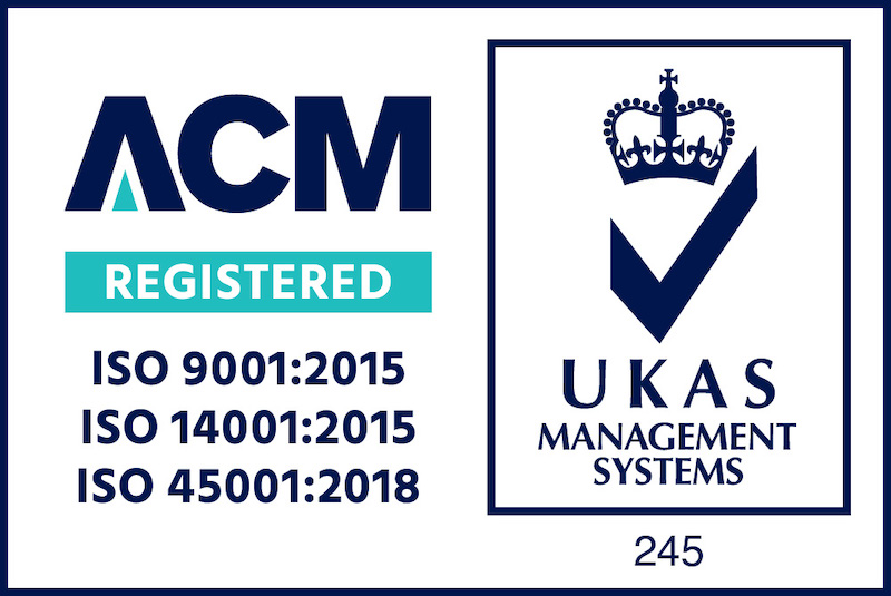 ACM UKAS logo