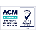 ACM registered logo
