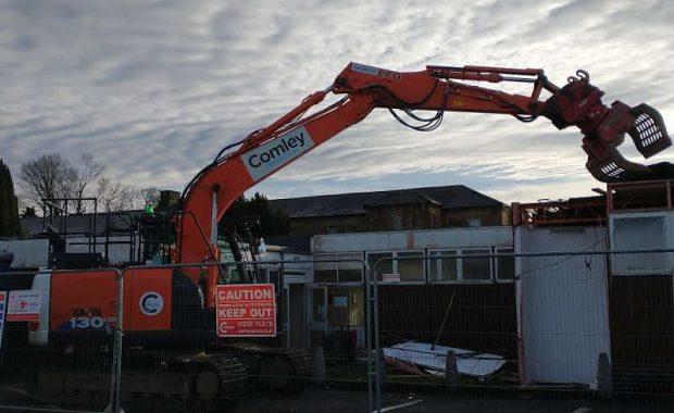 Demolition Strip Out